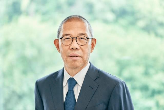大陸首富鍾睒睒,也是農夫山泉董事長。圖/浙江日報