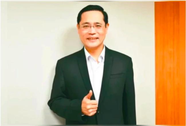 民進黨立委江永昌。本報資料照片
