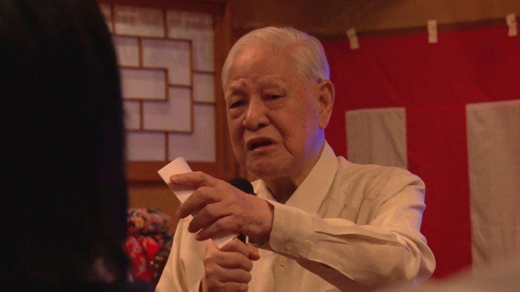 《哲人王:李登輝對話篇》完整記錄李登輝如何帶領台灣邁向民主時代。佳映提供