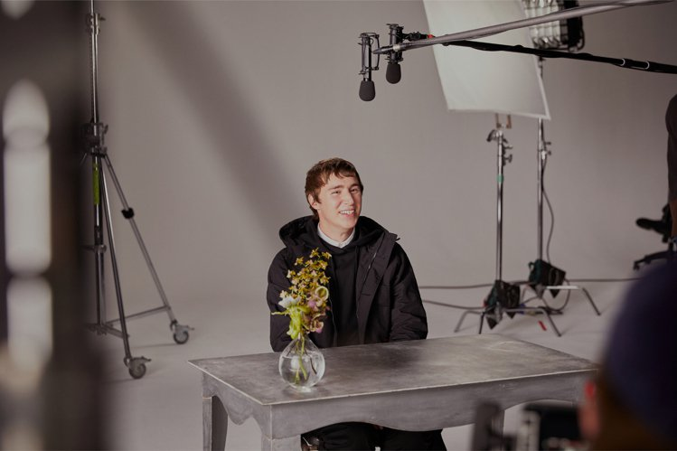 設計師Simone Rocha與H&M聯名系列,將首度推出男裝。圖/H&M提供