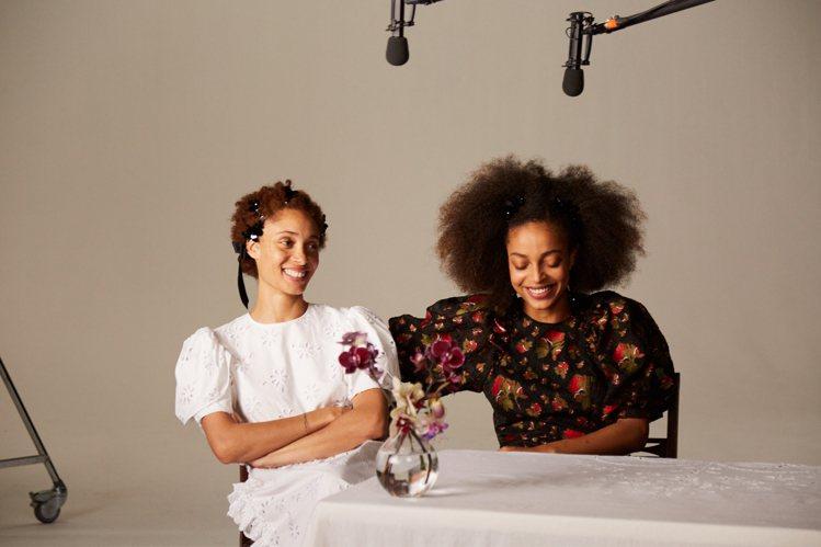 設計師Simone Rocha與H&M聯名系列,將會有適合正式場和或派對穿著的薄...