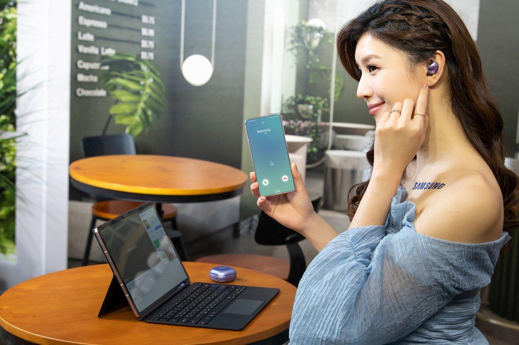 Samsung Galaxy Buds Pro具備全新Auto Switch功能...