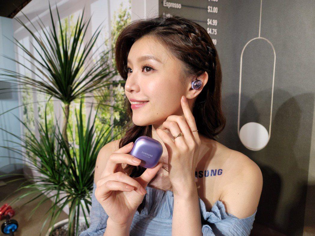 Samsung Galaxy Buds Pro是三星首款入耳式ANC主動式降噪耳...