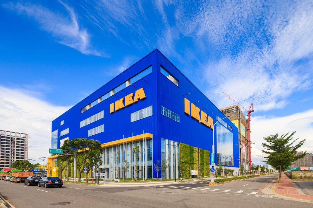 圖說:全台最大IKEA進駐青埔