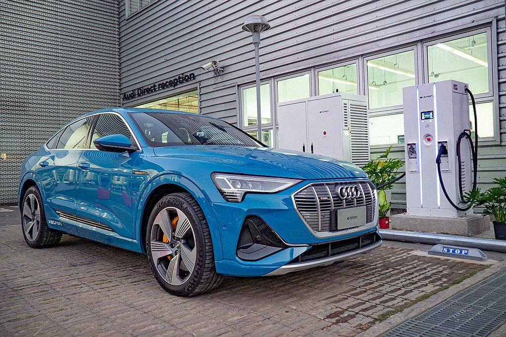 電動車行車生活會是什麼樣貌?台灣奧迪帶您探訪。 圖/Audi提供