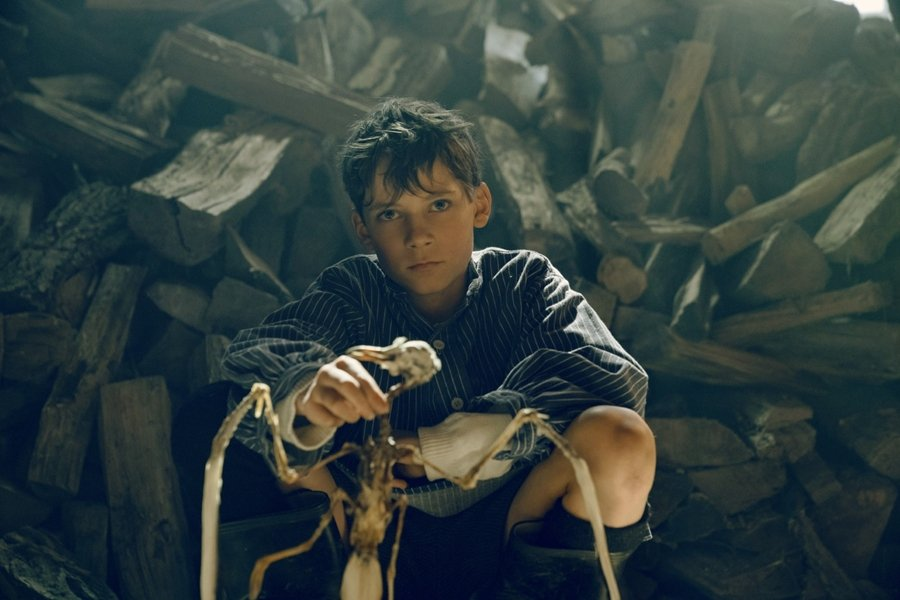 《偷畫男孩》劇照。 圖/IMDb