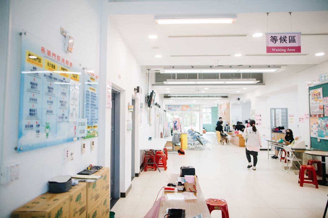 汐止區衛生所改造前。圖/台灣設計研究院提供