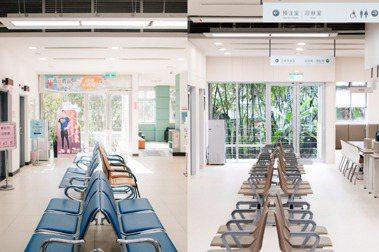 空間有感創新!「汐止衛生所」全面改造,暖白色調讓看診有質感又安心舒適