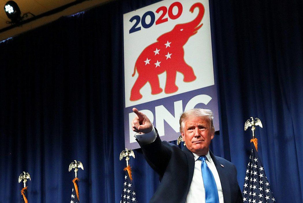 共和黨得認真想想,如果(憤怒的)白人就是不夠多,以後到底要怎麼贏? 圖/路透社