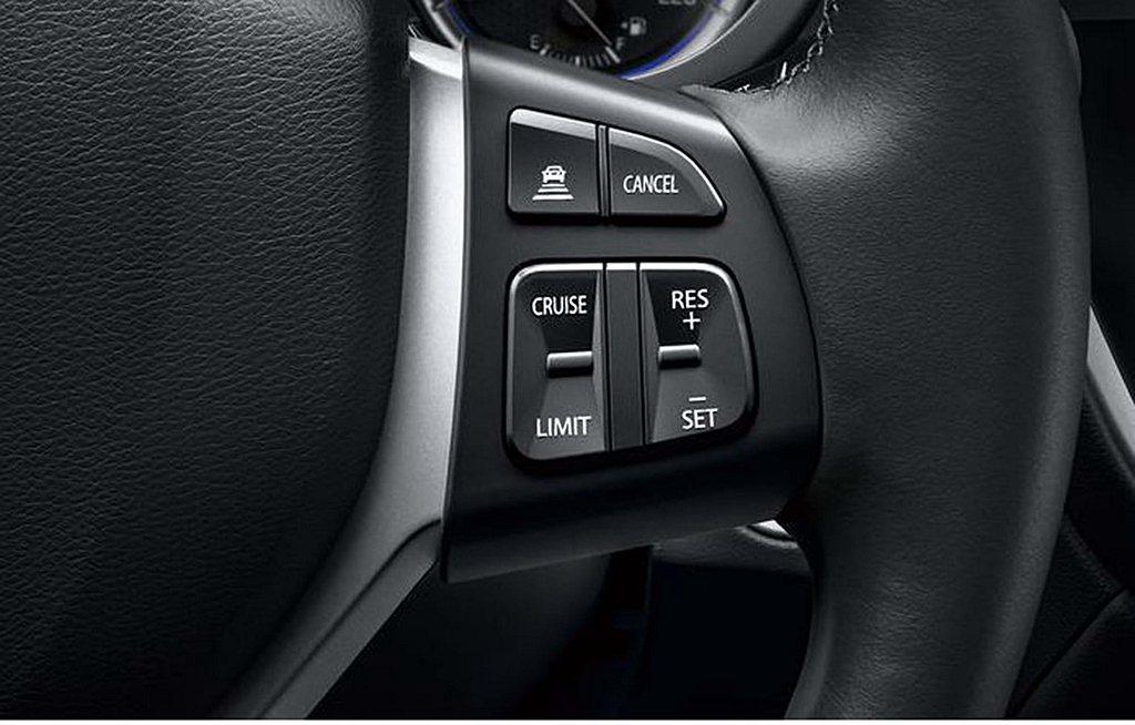 新年式Suzuki SX4全新搭載ACC主動式車距巡航系統,以毫米波主動偵測前方...