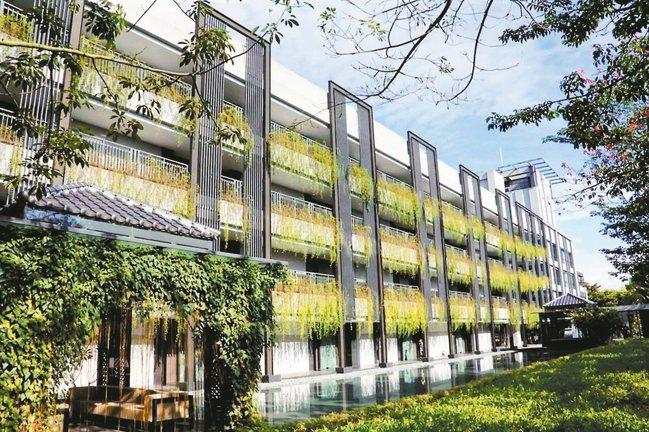 全亞洲獨家以有機香草、健康食材為主題的《秧悦美地度假酒店 Gaeavilla R...