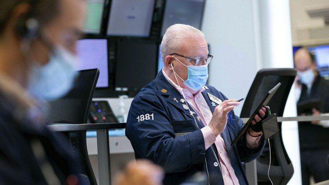 美國資本市場最大櫥窗之一,紐約證券交易所。 美聯社