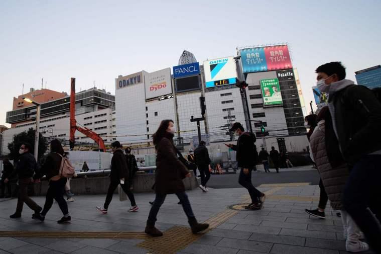 日本全境重症患者數今天增加到934人,連續12天創新高。 法新社