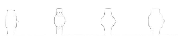 在卡地亞,一切源於繪圖。圖/卡地亞提供