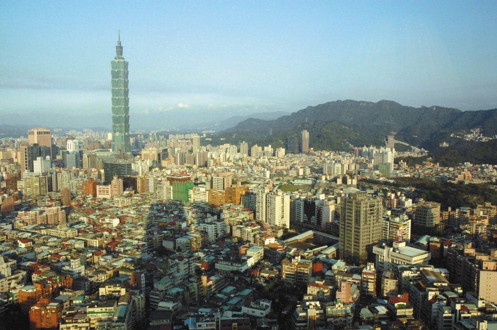 全國都市地價總指數上升1.04%。報系資料照片