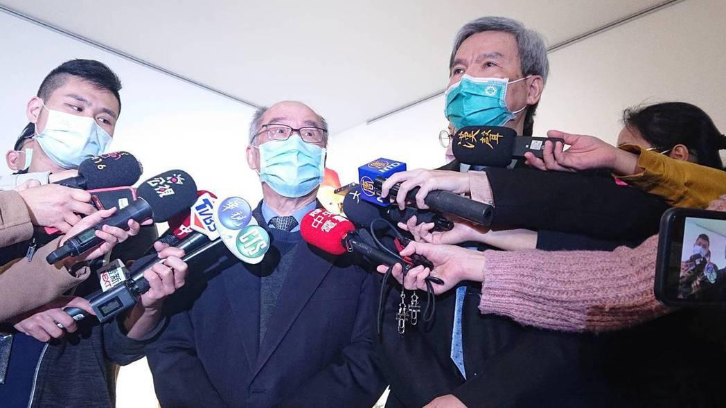 國衛院院長梁賡義表示,第一階段由行動基因生技提出精準醫療基因檢測計畫,及台灣諾華...