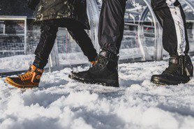 Palladium打造世界首款智能保暖靴 網「它讓冬天消失了!」