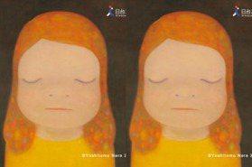 官方授權、今年必看!「奈良美智特展」3月首度登台