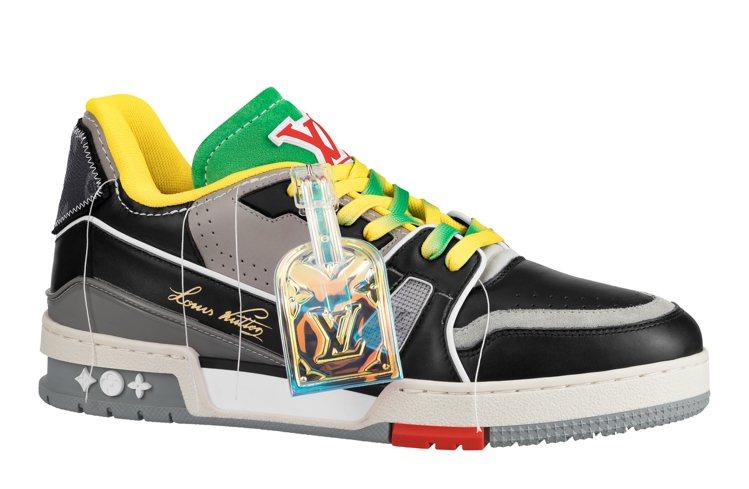 LV Trainer球鞋,41,900元。圖/LV提供