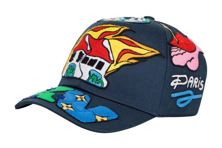 棒球帽,30,900元。圖/LV提供