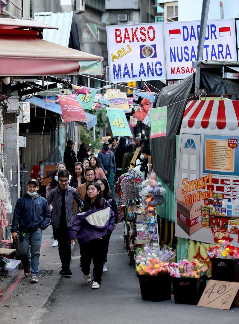 印尼移工零付費政策延至七月十五日上路。 記者余承翰/攝影