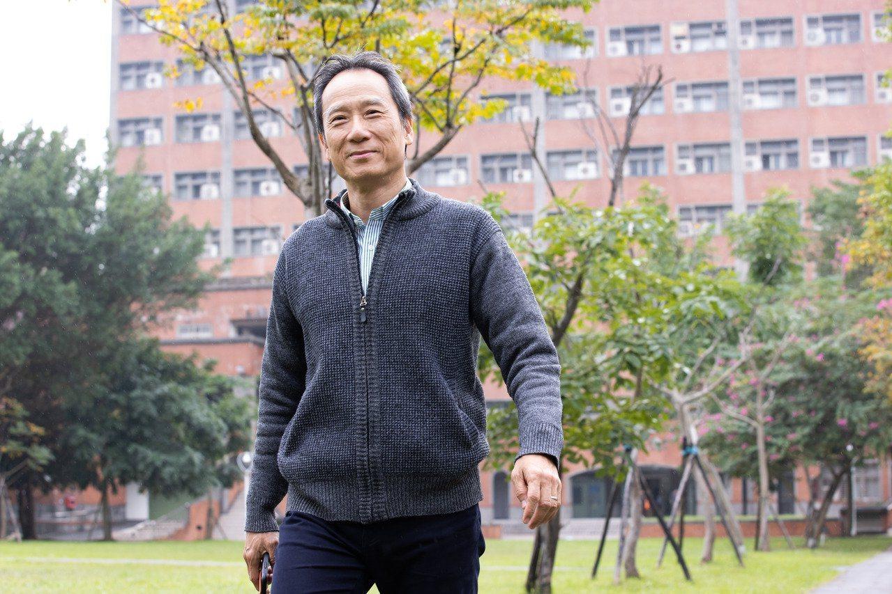 李吉仁在退休前,就已規畫好要做哪些事。記者季相儒/攝影