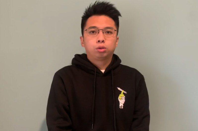 民進黨發言人劉康彥。圖/民進黨提供