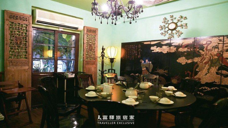 香港私宅打邊爐。圖/富驛酒店集團提供