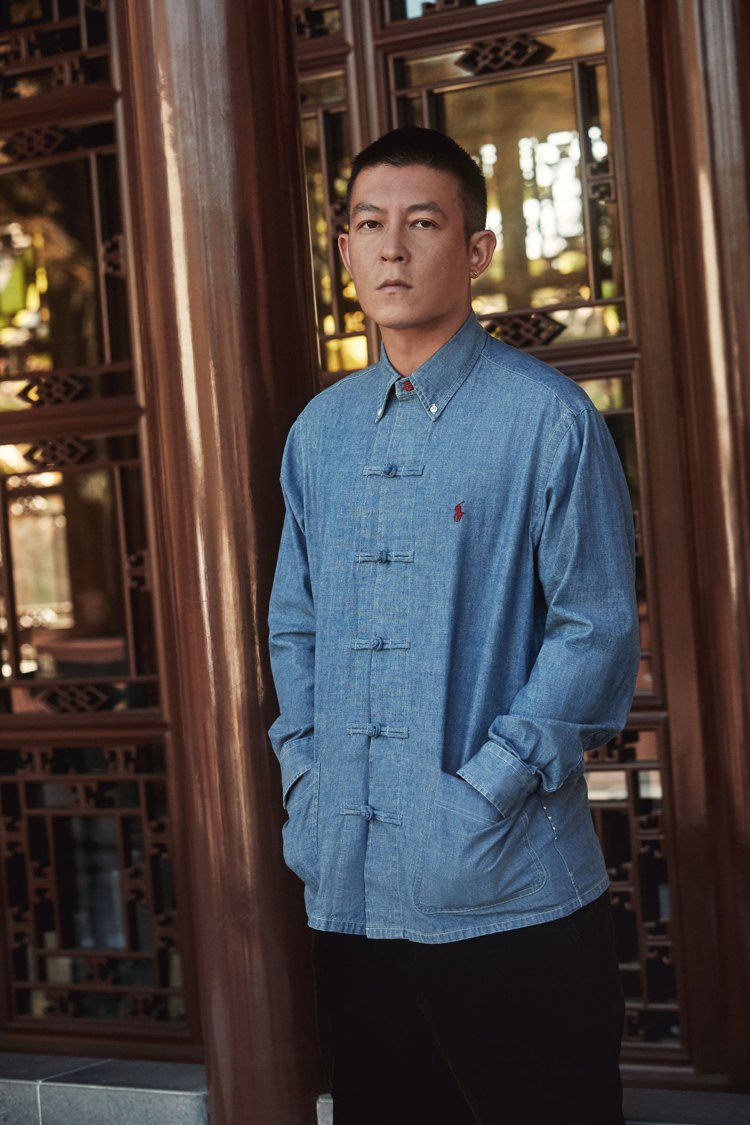 陳冠希親自演繹Polo by Ralph Lauren. The CLOT Co...