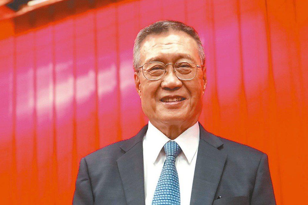 南亞塑膠董事長吳嘉昭(本報系資料庫)