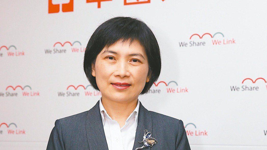 中壽董事長黃淑芬(本報系資料庫)