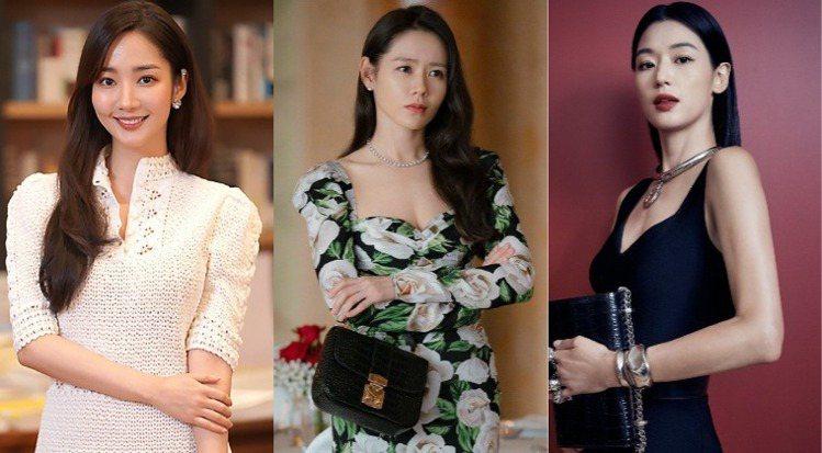 圖/CELINE BY HEDI SLIMANE提供、摘自tvN IG、品牌微博