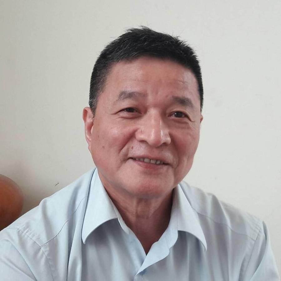 建錩集團董事長李慶柏 江衍勛/攝影