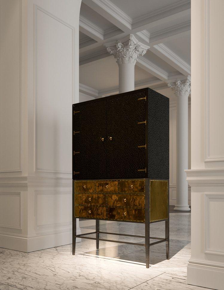 Black Bowmore Archive Cabinet拍品包括純手工製造的獨...
