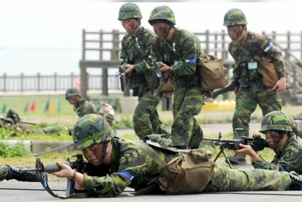 國防部預告:停召國中畢業志願役士兵