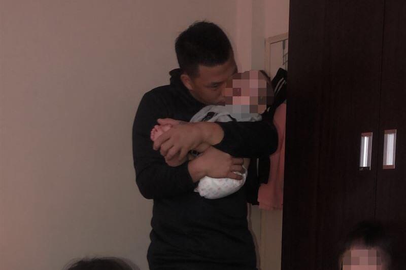 台中5寶爸辭職「感謝外界關心」 奶奶將出獄可帶孩