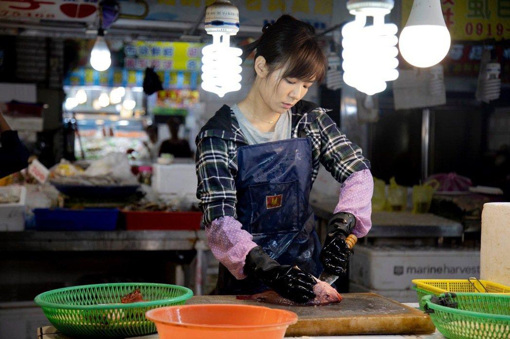 李又汝以社會寫實劇「無主之子」獲得第25屆亞洲電視大獎最佳女主角獎。圖/民視提供