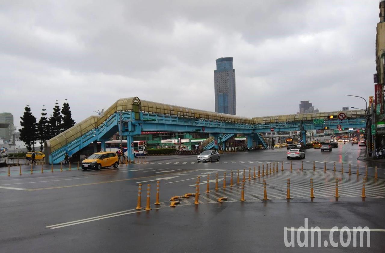 過年後拆火車站圓環、天橋 林右昌讓基市中心天翻地覆