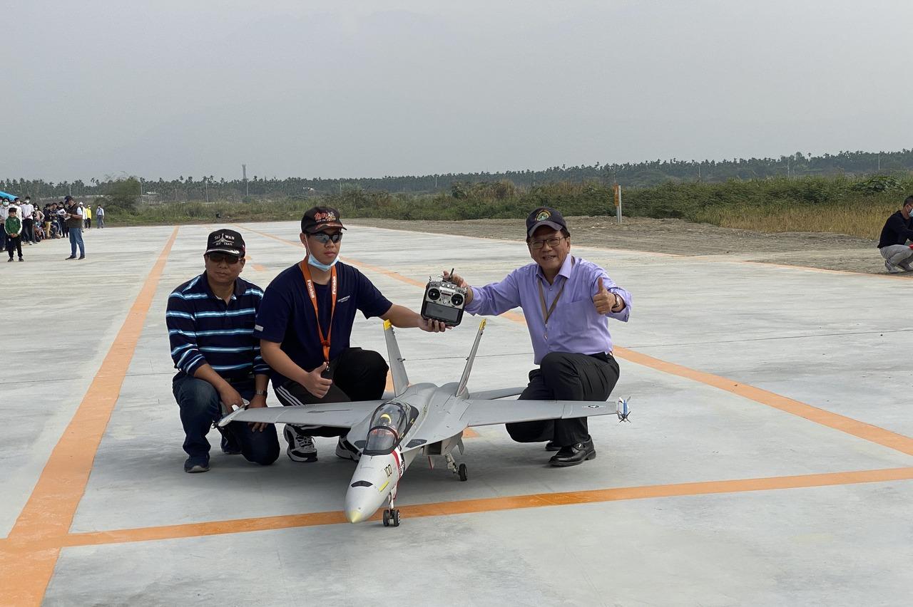 影/飛友認證超讚場域! 屏東戶外公有無人機飛行考場啟用