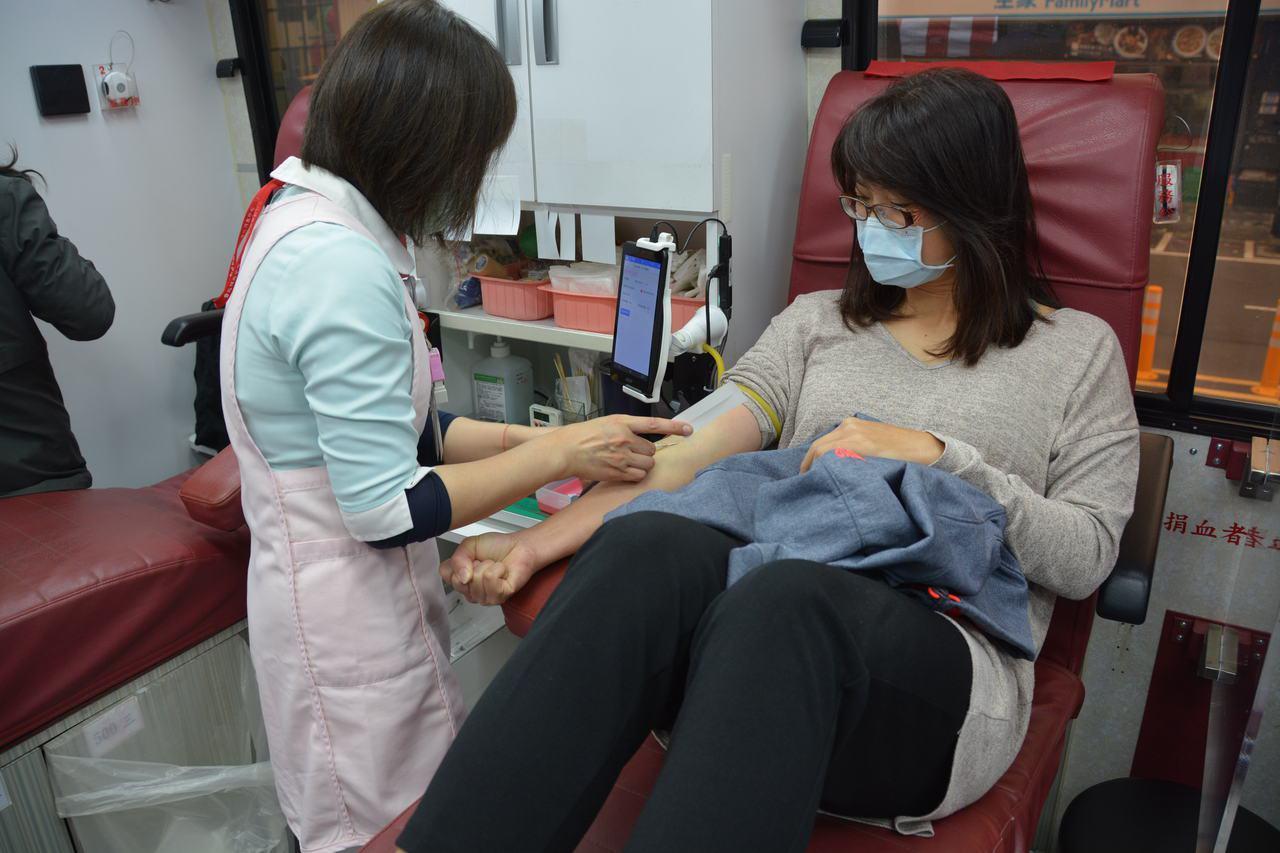 花蓮血庫缺血 部分醫院啟動限血