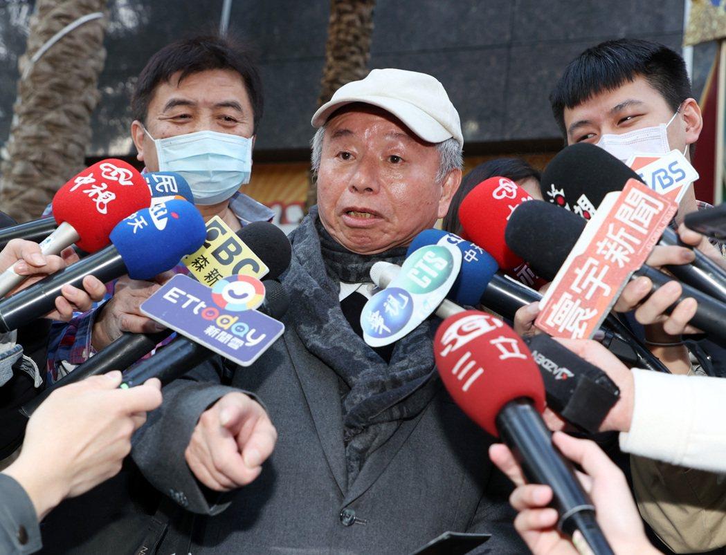 北部某醫院新增確診個案,楊志良昨天下了結論:「顯然這個醫院的管理有問題」。圖/本...