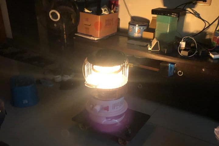 林口大停電一片漆黑 台電預估晚間才能復電