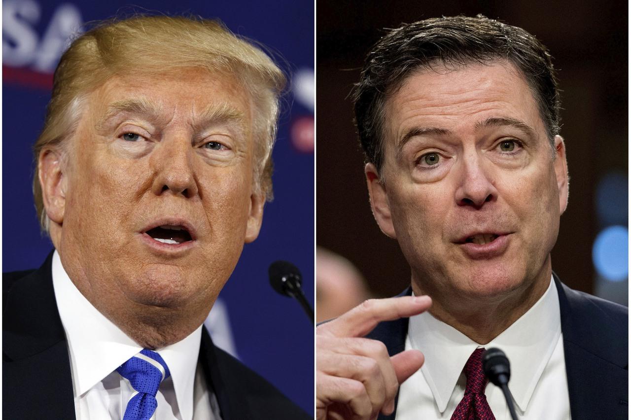FBI前局長:不應起訴川普 否則「川普秀」恐再持續數年