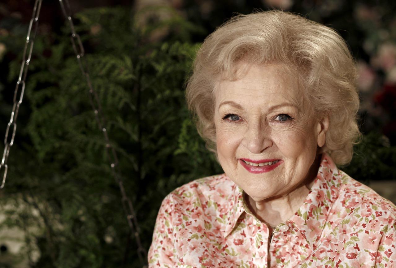 美國國寶!唯一在世「黃金女郎」 貝蒂懷特將過99歲生日