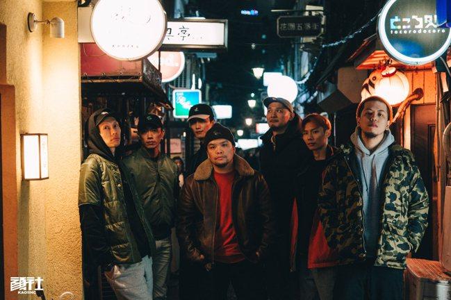 2017年顏社世界巡迴演唱會日本站。圖/顏社提供