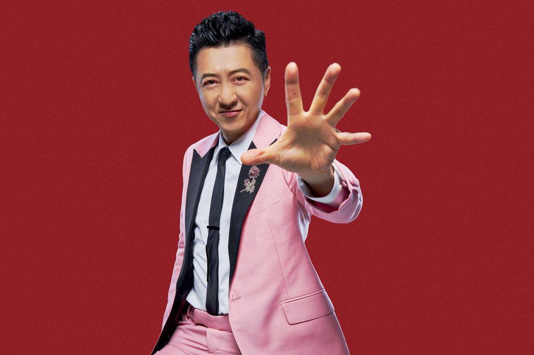 庾澄慶(哈林)也投資副業。圖/哈林音樂工作室提供