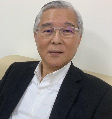 中天集團總裁路孔明。記者黃文奇/攝影