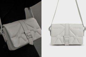 Pantone新色「極致灰」包包推薦!盤點5款灰色包款,親民售價最低不用一千