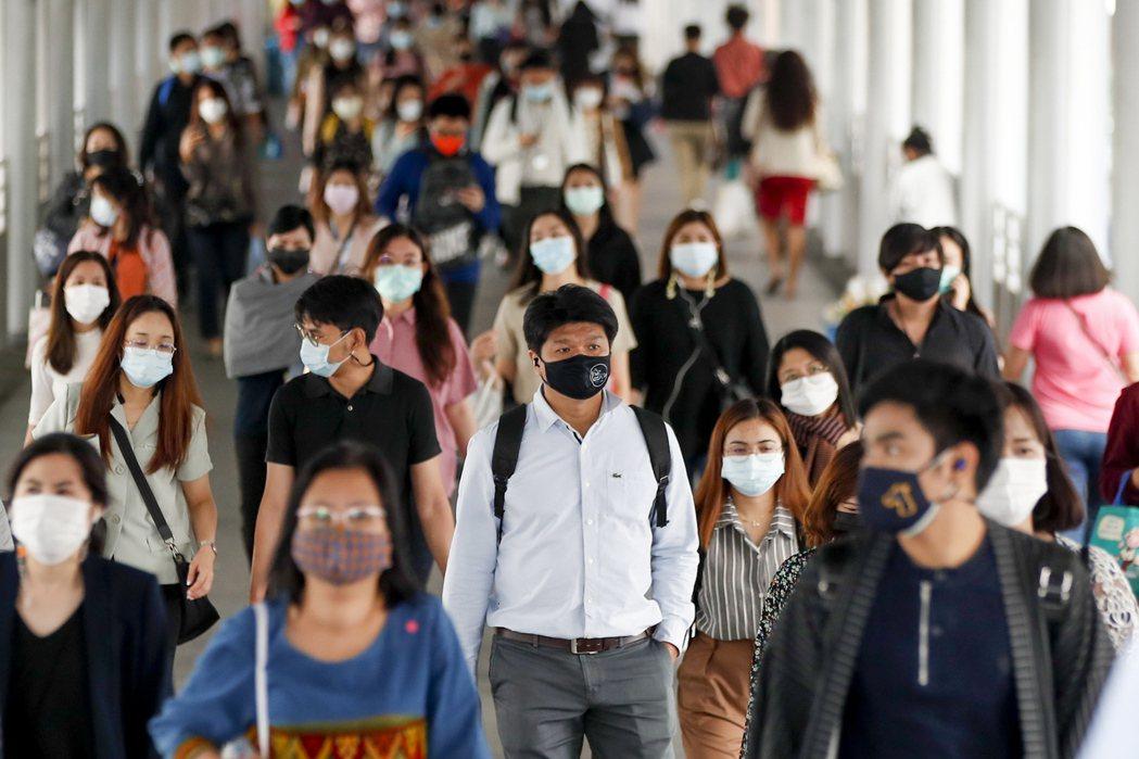 台灣能封鎖多久?人類如何恢復正常往來並重建國際間的信任呢? 圖/歐新社