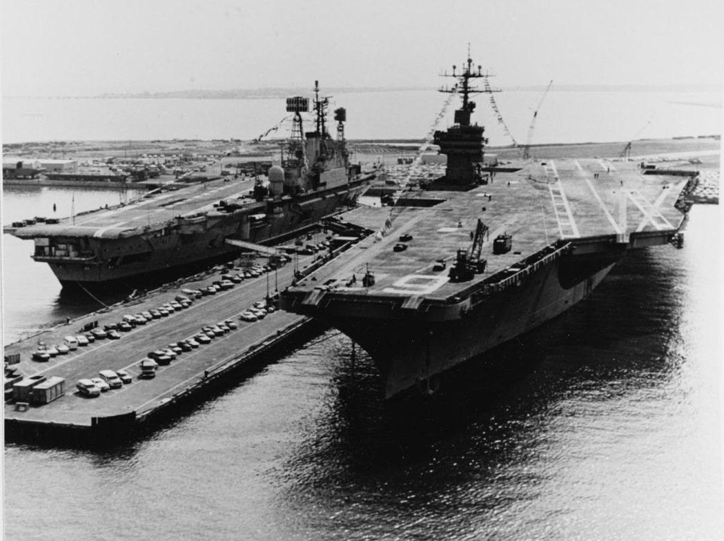 海軍在卡特時代不受重視的其中一個原因,就是認為「航艦與護衛艦隊是容易被發現並被摧...